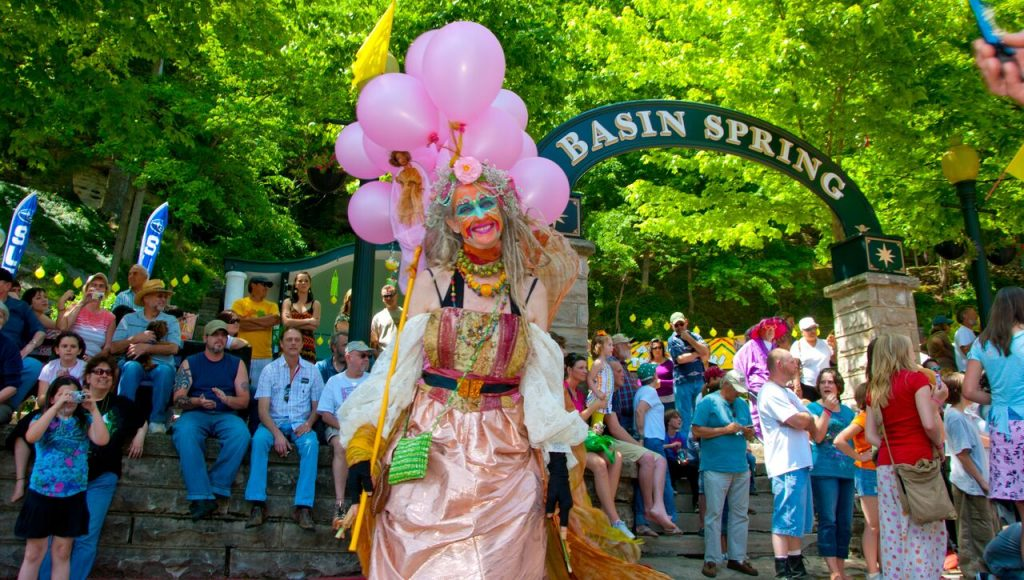 may festival of the arts eureka springs