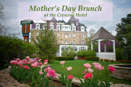 crescent hotel mother's day brunch
