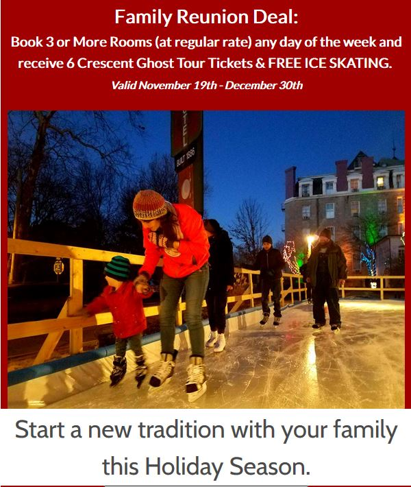 crescent family holiday deal