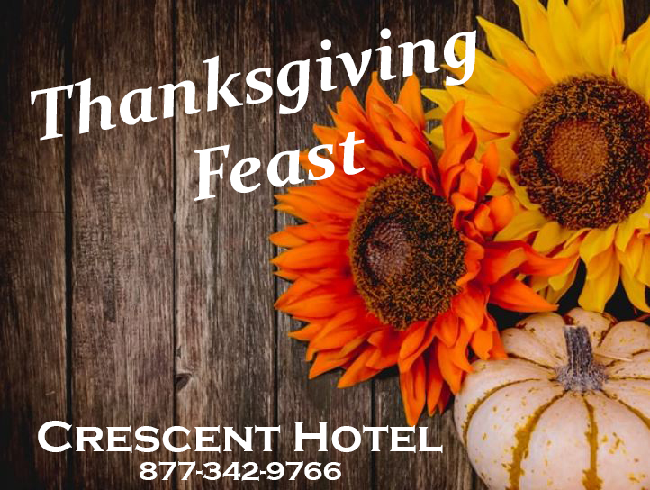 thanksgiving Crescent Hotel