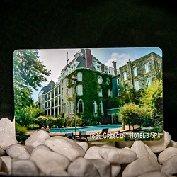 Crescent Hotel $50 Gift Certificate