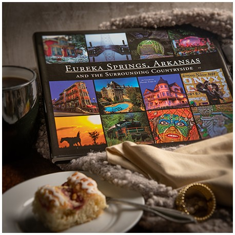 Eureka Springs Coffee Table Picture Book